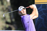 Paul Waring (ENG) tees off the 6th tee during Saturday's Round 3 of the 2018 Turkish Airlines Open hosted by Regnum Carya Golf &amp; Spa Resort, Antalya, Turkey. 3rd November 2018.<br /> Picture: Eoin Clarke | Golffile<br /> <br /> <br /> All photos usage must carry mandatory copyright credit (&copy; Golffile | Eoin Clarke)