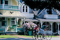 Camp Meeting ground, Oak Bluffs, Marthas Vineyard, MA