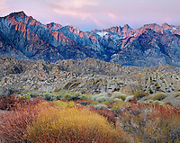Mount Whitney at Sunrise