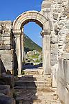Archway At Ephesus