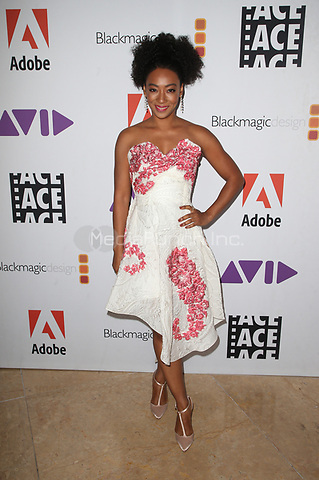 BEVERLY HILLS, CA - JANUARY 26: Betty Gabriel, at the 2018 ACE Eddie Awards at the Beverly Hilton Hotel in Beverly Hills, California on January 26, 2018. Credit: Faye Sadou/MediaPunch