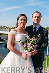 Alison Carmody, daughter of Sean & Alice carmody, Clogherbrien, Traleee and Dermot O'Farrell, son of the late Kevin & margaret O'Farrell, Shanballymore, Cork who were married in St Michael's Church, Ballylongford by Fr. Padraig Kennelly on Saturday last. Best man was Tom Williams and the groomsman was Rob O'Farrell. The bridesmaids were Hazel Carmody & Carole Harney. The Flower girl was Maeve O'Farrell. The reception was held in The Listowel Arms Hotel.