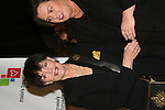 Linda Dano and Rosie O'Donnell at the Rosie's For All Kids Foundation and Rosie's Broadway Kids were created because of Rosie's love of children and the knowledge that one person can make a difference in the life of a child on Nov. 24. 2008 at the New York Marriott Marquis, NYC, (Photo by Sue Coflin/Max Photos)