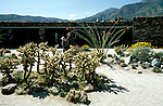 California: Desert.  Visitor Center at Anza Borrego Park. Photo caanza103..Photo copyright Lee Foster, 510/549-2202,  lee@fostertravel.com, www.fostertravel.com