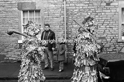 Marshfield Paper Boys, Gloucestershire England 1973<br />