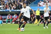 Sami Khedira (D) - EM 2016: Deutschland vs. Polen, Gruppe C, 2. Spieltag, Stade de France, Saint Denis, Paris