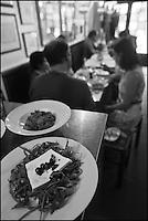 Europe/France/Provence-Alpes-Côte d'Azur/06/Alpes-Maritimes/Nice:  recette de Dominique le Stanc  Restaurant: La Merenda