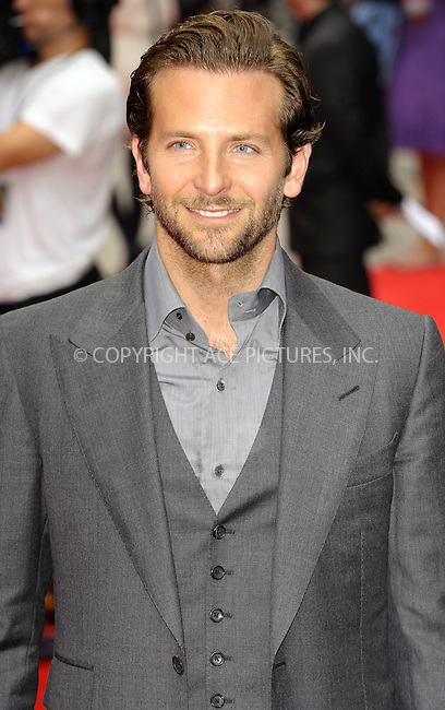 """WWW.ACEPIXS.COM . . . . .  ..... . . . . US SALES ONLY . . . . .....July 27 2010, London....Bradley Cooper at the UK premiere of """"The A-Team"""" on July 27 2010 in London....Please byline: FAMOUS-ACE PICTURES... . . . .  ....Ace Pictures, Inc:  ..Tel: (212) 243-8787..e-mail: info@acepixs.com..web: http://www.acepixs.com"""