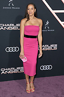 """LOS ANGELES - NOV 11:  Dania Ramirez at the """"Charlie's Angels"""" Premiere at the Village Theater on November 11, 2019 in Westwood, CA"""