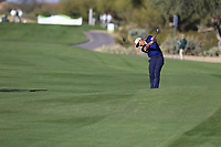 C.T. Pan (TPE) during the 1st round of the Waste Management Phoenix Open, TPC Scottsdale, Scottsdale, Arisona, USA. 31/01/2019.<br /> Picture Fran Caffrey / Golffile.ie<br /> <br /> All photo usage must carry mandatory copyright credit (&copy; Golffile | Fran Caffrey)