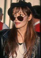 Barbara Carrera, 1994, Photo By Michael Ferguson/PHOTOlink