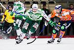 V&auml;ster&aring;s 2015-11-25 Bandy Elitserien V&auml;ster&aring;s SK  - Bolln&auml;s GIF :  <br /> V&auml;ster&aring;s Simon Folkesson i kamp om bollen med Bolln&auml;s Jonatan Sundberg under matchen mellan V&auml;ster&aring;s SK  och Bolln&auml;s GIF <br /> (Foto: Kenta J&ouml;nsson) Nyckelord:  Bandy Elitserien ABB Arena Syd V&auml;ster&aring;s SK VSK Bolln&auml;s GIF Giffarna BGIF