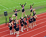 2009 St. Martin's Cheerleaders