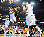 New Orleans Hornets vs. Utah Jazz