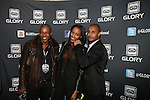 Guest, Sports Illustrated Model Quiana Grant and La Marina's Mounir Jabrane Attend GLORY Sports International (GSI) Presents GLORY 12 Kick Boxing World Championship NEW YORK, LIVE on SPIKE TV, from the Theater at Madison Square Garden, NY
