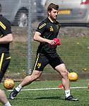 16.05.2018 Livingston FC training and presser: Craig Halkett