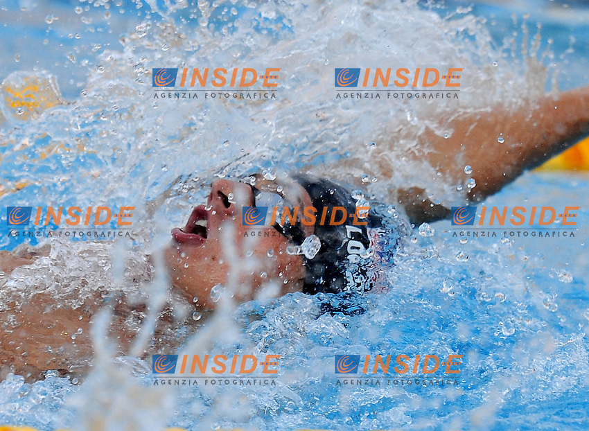 Roma 30th July 2009 - 13th Fina World Championships From 17th to 2nd August 2009....Swimming finals..Men's 200m individual medley ..Ryan Lochte (USA) gold medal....photo: Roma2009.com/InsideFoto/SeaSee.com