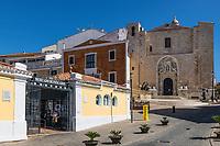 Town of Mahon, Mao, Menorca, Illes Balears, Spain.