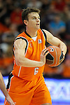 Baloncesto Fuelabrada's Kirk Penney during Liga Endesa ACB match.October 30,2011. (ALTERPHOTOS/Acero)