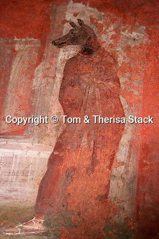Painting, Pompeii, Italy