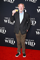 HOLLYWOOD, CA - FEBRUARY 13; Ed Begley Jr. at The Call Of The Wild World Premiere on February 13, 2020 at El Capitan Theater in Hollywood, California.  <br /> CAP/MPI/TF<br /> ©TF/MPI/Capital Pictures