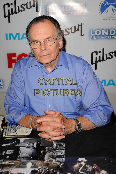 LONDON, ENGLAND - JULY 12: Gary Kurtz attending London Film and Comic Con 2014 at Earls Court on July 12, 2014 in London, England.<br /> CAP/MAR<br /> &copy; Martin Harris/Capital Pictures