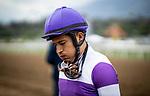 MAY 27: Mario Guttirez at Santa Anita at Santa Anita Park in Arcadia, California on May 27, 2019. Evers/Eclipse Sportswire/CSM