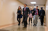 Democratic Caucus Meeting  to avoid government shutdown
