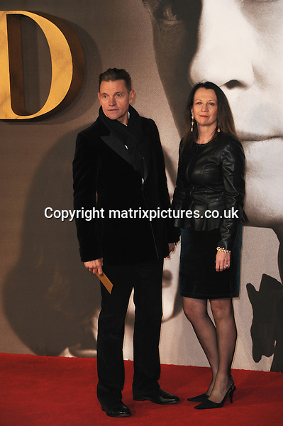 NON EXCLUSIVE ALL ROUND PICTURE: MATRIXPICTURES.CO.UK<br /> PLEASE CREDIT ALL USES<br /> <br /> WORLD RIGHTS<br /> <br /> Michael McKell attends the UK premiere of Allied at Leicester Square in London.  <br /> <br /> NOVEMBER 21st 2016<br /> <br /> REF: TST 163616