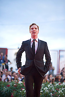 Actor Benedict Cumberbatch attends 'Tinker, Tailor, Soldier, Spy' Premiere at the 68th Venice Film Festival