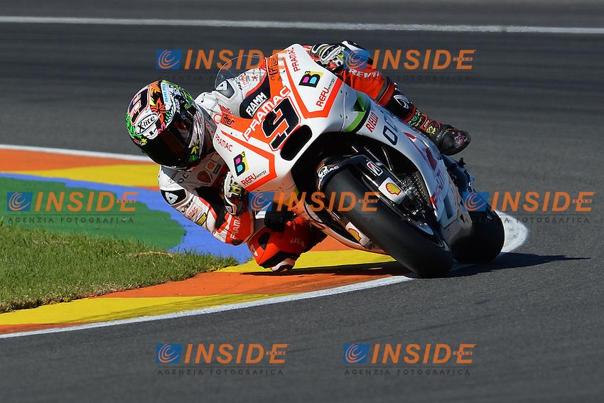 Valencia (Spagna) 06-11-2015 - prove libere Moto GP / foto Luca Gambuti/Image Sport/Insidefoto<br /> nella foto: Danilo Petrucci