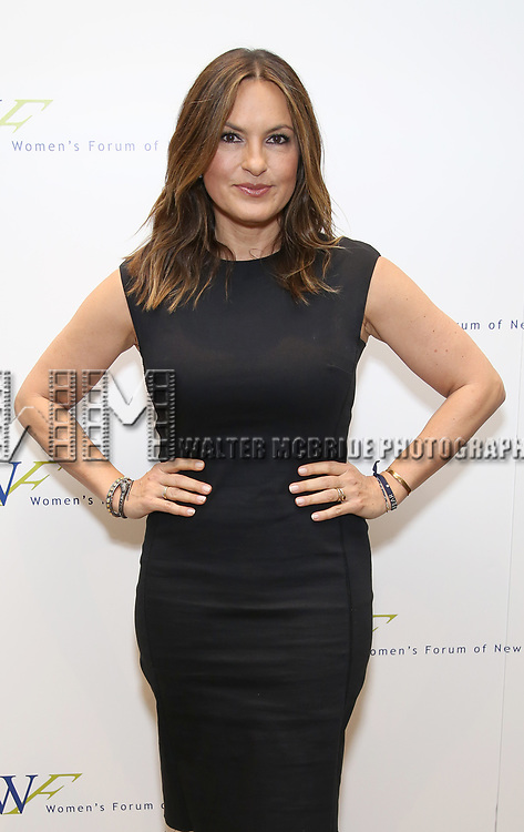 Mariska Hargitay attends The 7th Annual Elly Awards at The Plaza Hotel on June 19, 2017 in New York City.