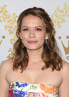PASADENA, CA - FEBRUARY 9: Joy Lenz, at the Hallmark Channel and Hallmark Movies &amp; Mysteries Winter 2019 TCA at Tournament House in Pasadena, California on February 9, 2019. <br /> CAP/MPI/FS<br /> &copy;FS/MPI/Capital Pictures