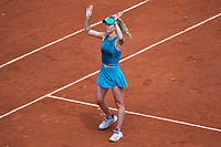 Elina Svitolina of Ukraine during Day 4 for the French Open 2018 on May 30, 2018 in Paris, France. (Photo by Baptiste Fernandez/Icon Sport)
