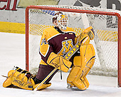 Kellen Briggs - The University of Minnesota Golden Gophers defeated the University of North Dakota Fighting Sioux 4-3 on Saturday, December 10, 2005 completing a weekend sweep of the Fighting Sioux at the Ralph Engelstad Arena in Grand Forks, North Dakota.