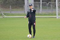 05.04.2016: Eintracht Frankfurt Training