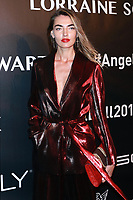 NEW YORK, NY - OCTOBER 23: Alina Baikova at Gabrielle's Angel Foundation for Cancer Research  Angel Ball 2017 on October 23, 2017 in New York City. Credit: Diego Corredor/MediaPunch /NortePhoto.com
