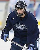 Steve Mullin - The University of Maine Black Bears practiced on Wednesday, April 5, 2006, at the Bradley Center in Milwaukee, Wisconsin, in preparation for their April 6 2006 Frozen Four Semi-Final game versus the University of Wisconsin.