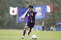 Mai Kyokawa (JPN), APRIL 3, 2012 - Football / Soccer : Women's International Friendly match between France B and U-20 Japan in Clairefontaine, France. (Photo by AFLO SPORT)