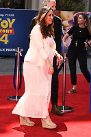 "Myleene Klass<br /> arriving for the ""Toy Story 4"" premiere at the Odeon Luxe, Leicester Square, London<br /> <br /> ©Ash Knotek  D3509  16/06/2019"