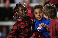 NWA Democrat-Gazette/J.T. WAMPLER  Arkansas lost to Auburn 52-20 Saturday Oct. 21, 2017 at Donald W. Reynolds Razorback Stadium in Fayetteville.