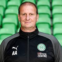 GRONINGEN - Voetbal, presentatie FC Groningen, seizoen 2019-2020, 08-08-2019, assistent trainer Alfons Arts