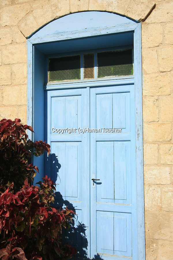 Israel, Lower Galilee. Hamoshava museum in Kfar Tavor