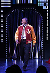 "Michael Potts during the Broadway Opening Night Curtain Call of ""The Prom"" at The Longacre Theatre on November 15, 2018 in New York City."