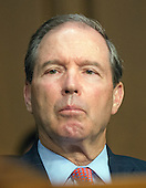 "United States Senator Tom Udall (Democrat of New Mexico), a member of the U.S. Senate Foreign Relations Committee, listens to testimony during the hearing on ""Authorization of Use of Force in Syria"" on Capitol Hill in Washington, D.C. on Tuesday, September 3, 2013.<br /> Credit: Ron Sachs / CNP"