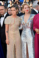 Kristen Stewart &amp; Lea Seydoux  at the closing gala screening for &quot;The Man Who Killed Don Quixote&quot; at the 71st Festival de Cannes, Cannes, France 19 May 2018<br /> Picture: Paul Smith/Featureflash/SilverHub 0208 004 5359 sales@silverhubmedia.com
