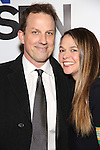 Ted Griffin and Sutton Foster attends the Broadway Opening Night Performance of 'Dear Evan Hansen'  at The Music Box Theatre on December 1, 2016 in New York City.