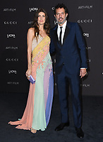 03 November 2018 - Los Angeles, California - Guy Oseary, Michelle Alves. 2018 LACMA Art + Film Gala held at LACMA.  <br /> CAP/ADM/BT<br /> &copy;BT/ADM/Capital Pictures