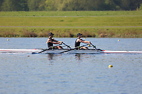 Race: 12  Event: J16 2x  Time Trial<br /> <br /> Junior Sculling Regatta 2018<br /> <br /> To purchase this photo, or to see pricing information for Prints and Downloads, click the blue 'Add to Cart' button at the top-right of the page.