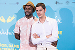 Bore Buika and Eduardo Casanova attends to premiere of &quot;Senor, dame paciencia&quot; at Fortuny Palace in Madrid, June 15, 2017. Spain.<br /> (ALTERPHOTOS/BorjaB.Hojas)